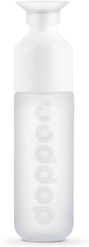 Dopper Drinkfles - 450 ml - Pure White