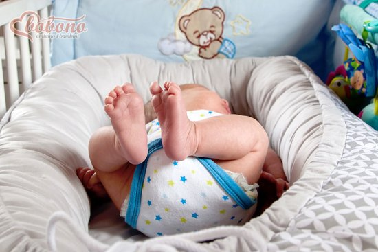 My Sweet Baby - babynest - Grijs