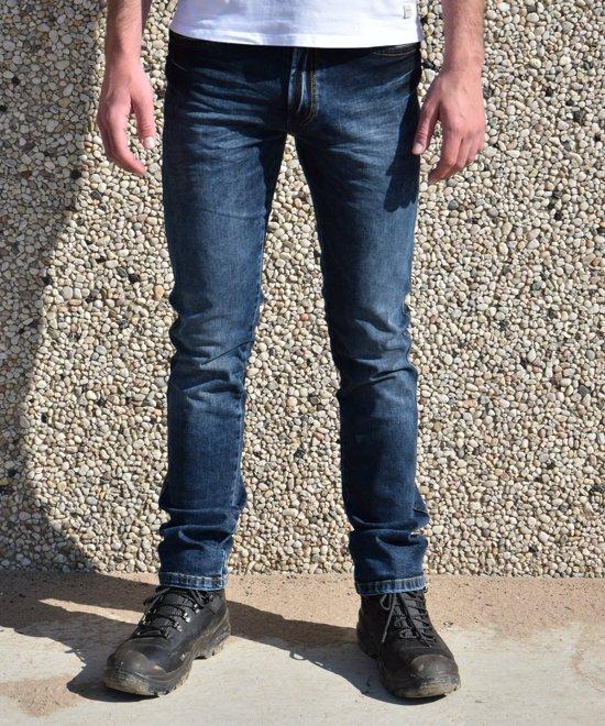 Luca 50-100 Werkspijkerbroek Jeans