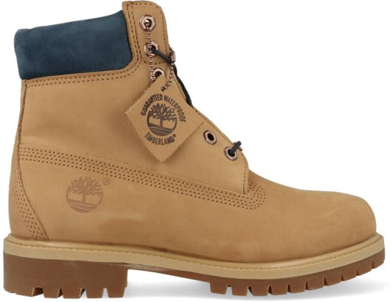 reputable site 43339 369dd Timberland Heren 6-inch Premium Boots A1LTS Licht Bruin-44
