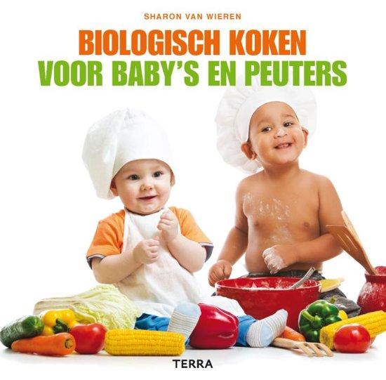 Biologisch koken voor baby en peuters