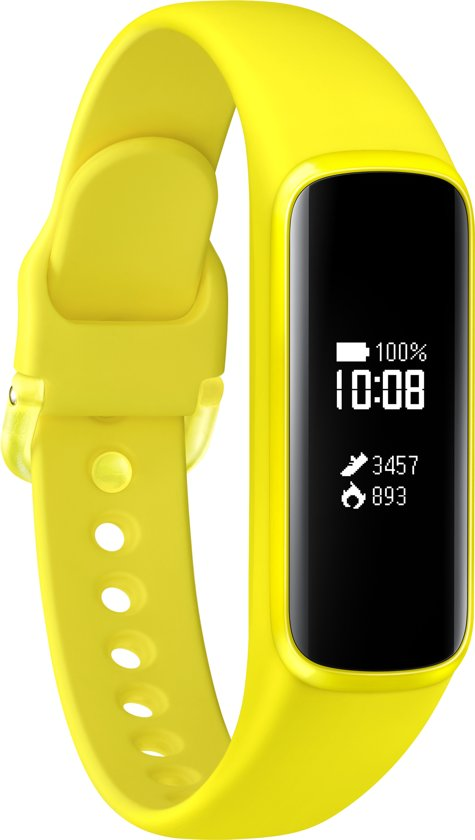 Samsung Galaxy Fit e - Activity Tracker - Geel