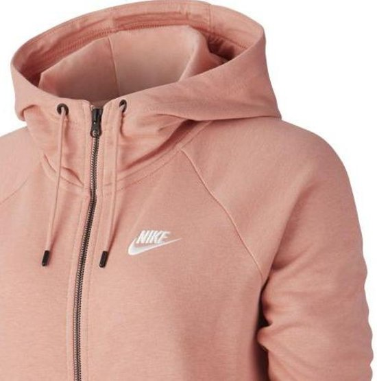 nike fleece vest dames