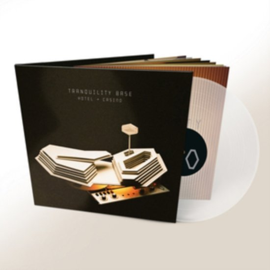 Tranquility Base Hotel + Casino (Limited Clear Vinyl)
