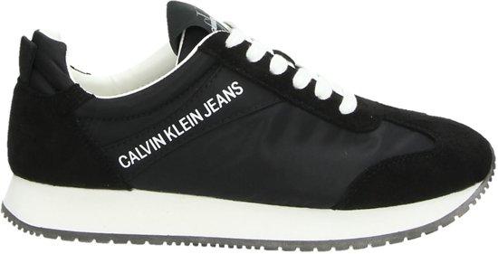 Calvin Klein Jill dames sneaker Zwart Maat 40