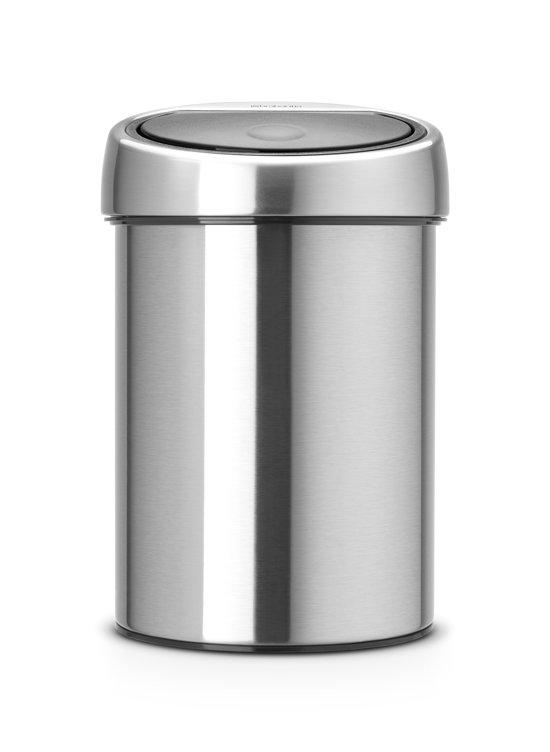 Brabantia Touch Bin 3 Liter Matt Steel