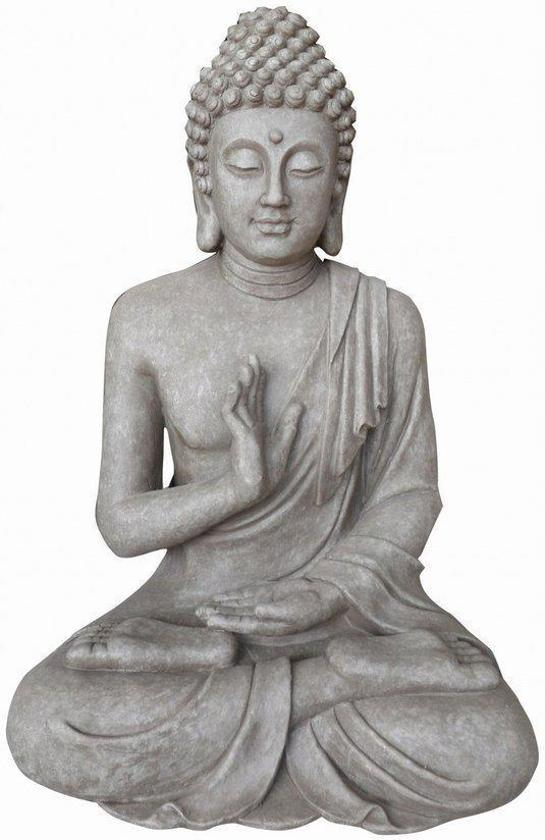 Stone-Lite Deco Tuinbeeld Boeddha 817XL