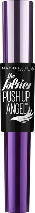 Maybelline Falsies Push Up Angel  - Zwart - Mascara