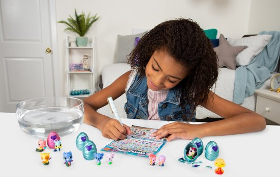 Hatchimals CollEGGtibles 2 Pack + Nest - Seizoen 5