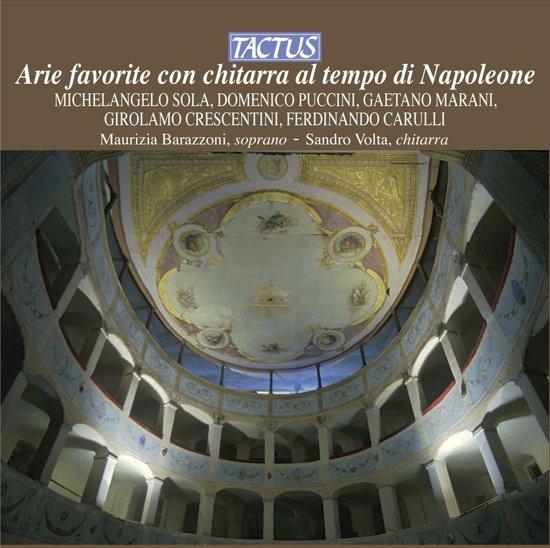 Arie Favorite Al Tempo Di Napoleone