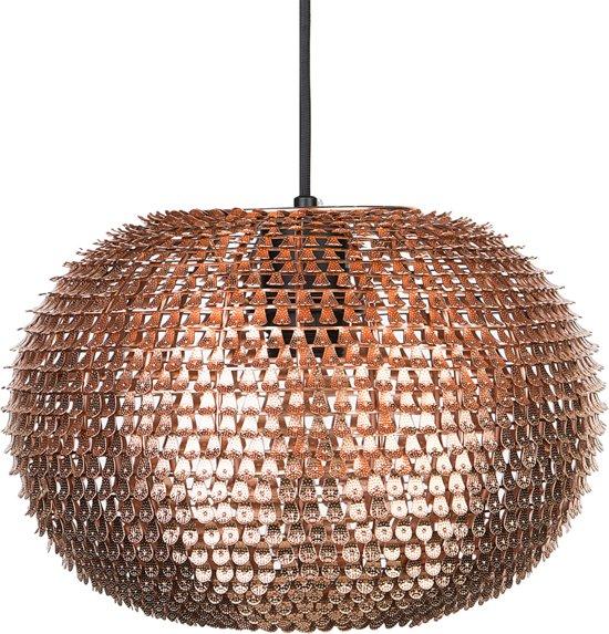 bol beliani reine hanglamp koper