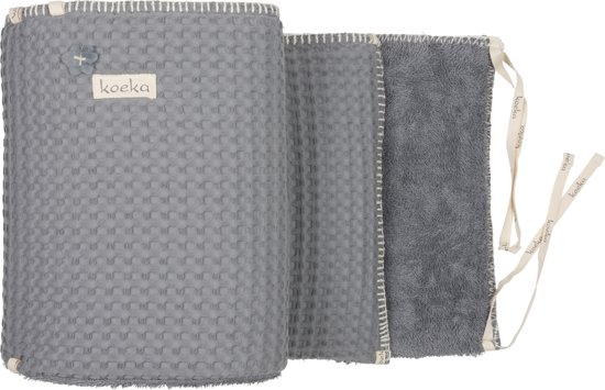 Koeka - Boxbumper Amsterdam - Steel Grey