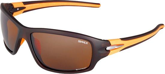 Sinner Ros SINTEC Polarized - Sportbril - Unisex - Bruin