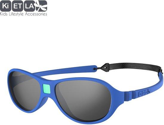 Ki Et La UV-zonnebril baby's & peuters - Jokaki - Donkerblauw - maat 12-30 mnd