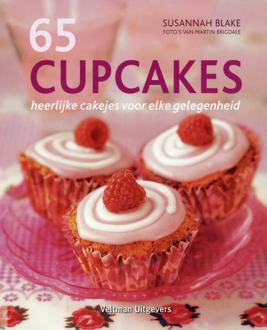Boek cover 65 Cupcakes van Susannah Blake (Paperback)