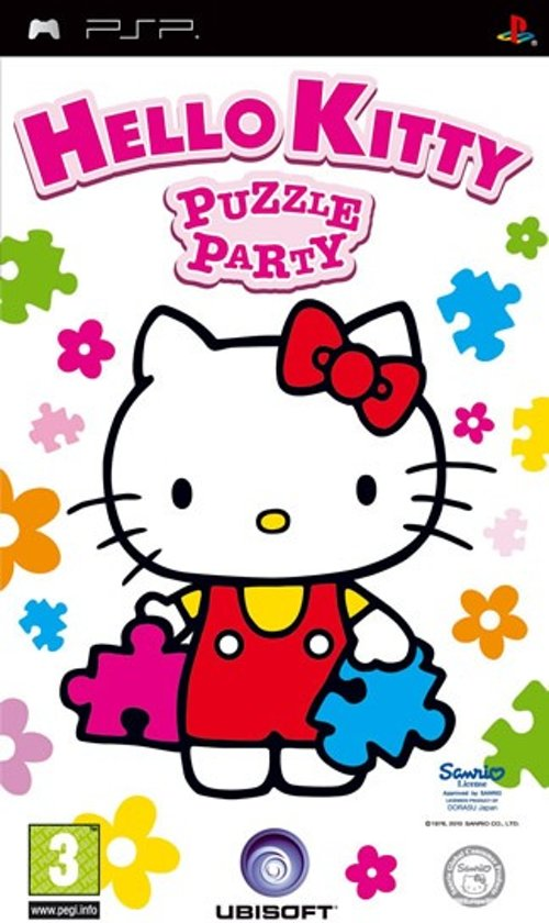 Hello Kitty: Puzzle Party