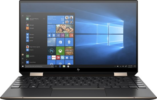 HP Spectre x360 13-aw0250nd - 2-in-1 Laptop - 13.3 Inch