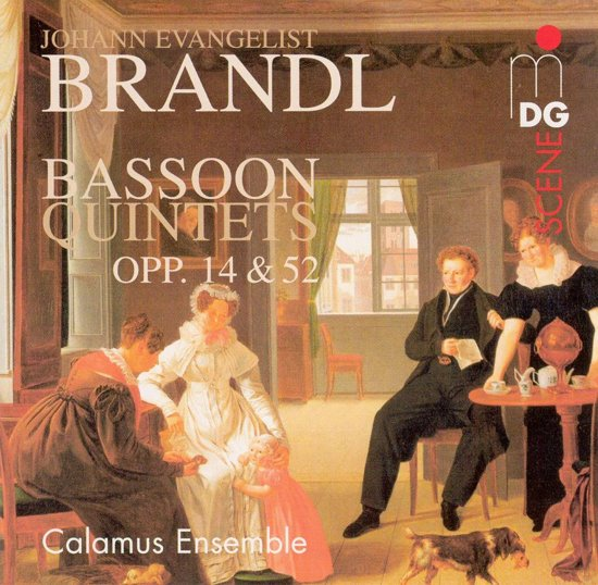 Bassoon Quintets Vol.1: Op14 & Op52