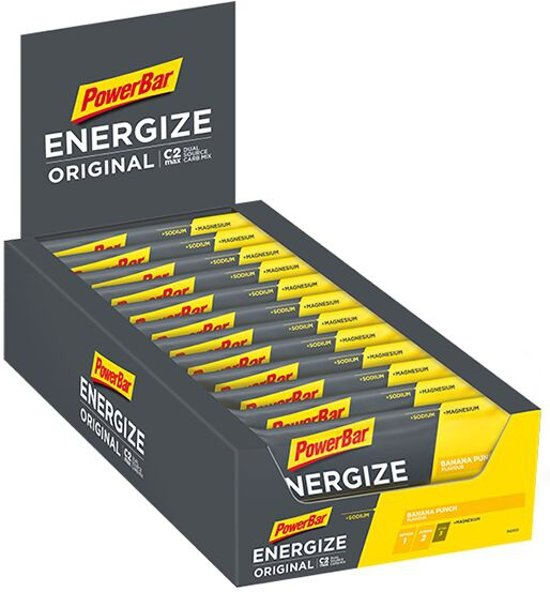 PowerBar Energize Bar Berry 25x55 g