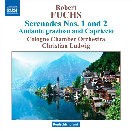 Cologne Chamber Orchestra - Serenades Nos. 1 And 2
