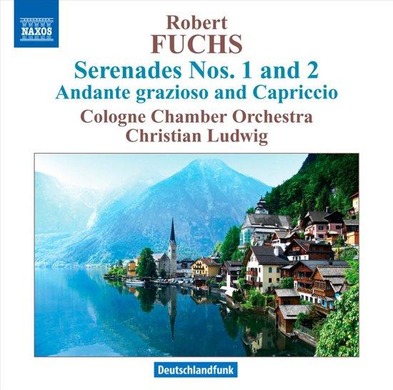 Fuchs: Serenades Nos.1+2