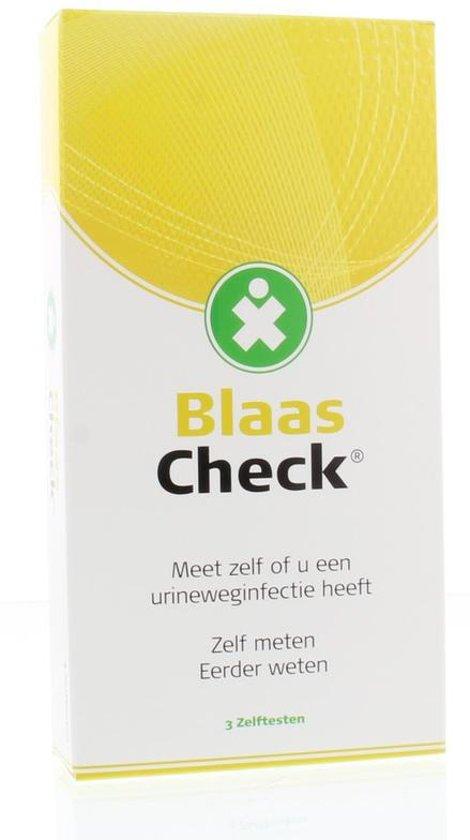 Blaas-Check - 1 stuk - Blaasontstekingtest