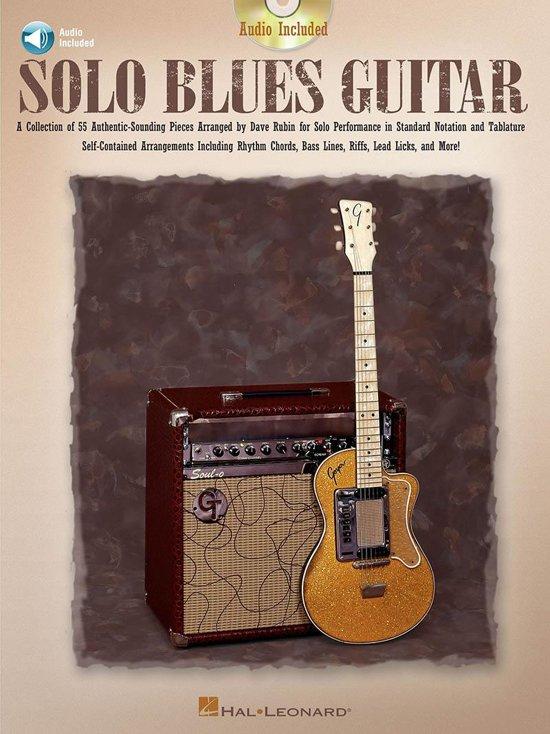 Solo Blues Guitar (Music Instruction)