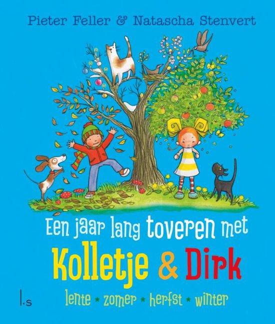 Kolletje & Dirk - Een jaar lang toveren met Kolletje & Dirk