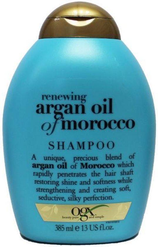 Moroccan Argan Oil - 385 ml - Shampoo