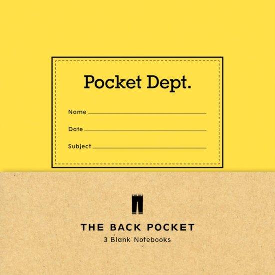 Pocket Dept : the Back Pocket