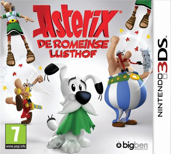 Asterix, De Romeinse Lusthof - 2DS + 3DS kopen