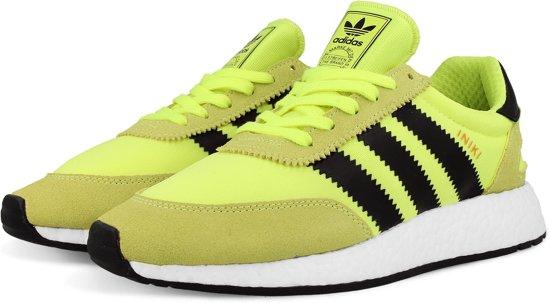 4b4c67727ba adidas INIKI RUNNER BB2094 - schoenen-sneakers - Unisex - geel - maat 42