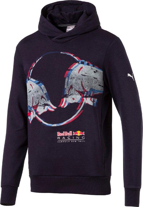 0c82565e3fb bol.com | PUMA Red Bull Racing Double Bull Hoodie Hoodie Heren ...