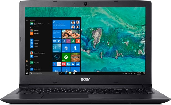 Acer Aspire 3 A315-53-5263 - Laptop - 15.6 inch (Azerty)