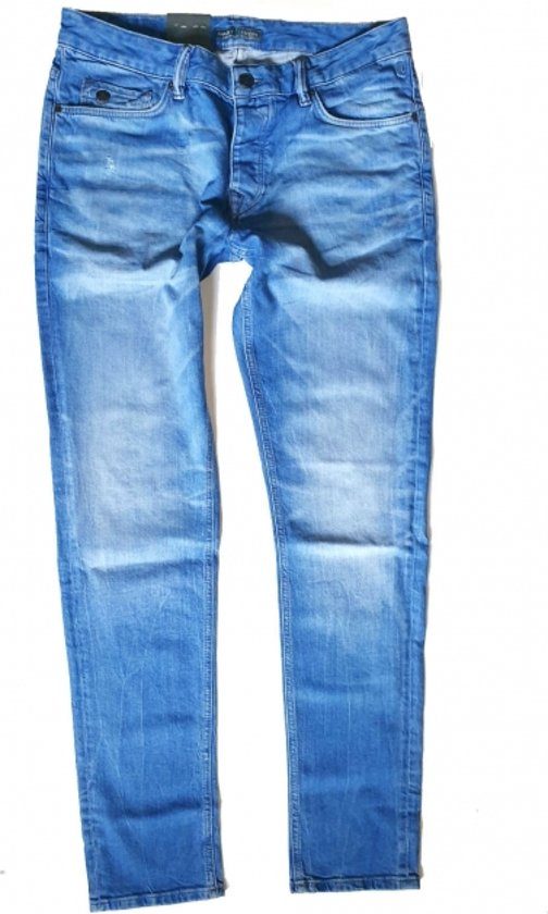 Cast Iron Cope BRF tapered fit jeans - Maat W34-L36