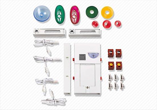 playmobil verlichting voor poppenhuis 7484