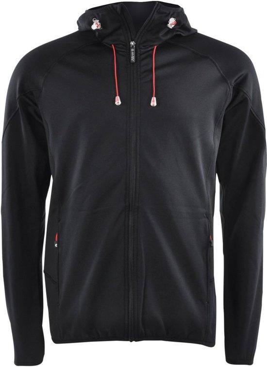 Hi-Tec Dover - Outdoorjas - Mannen - Maat XL - Zwart