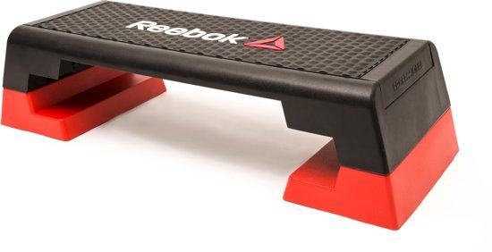 Reebok studio step l 3 hoogtes verstelbaar