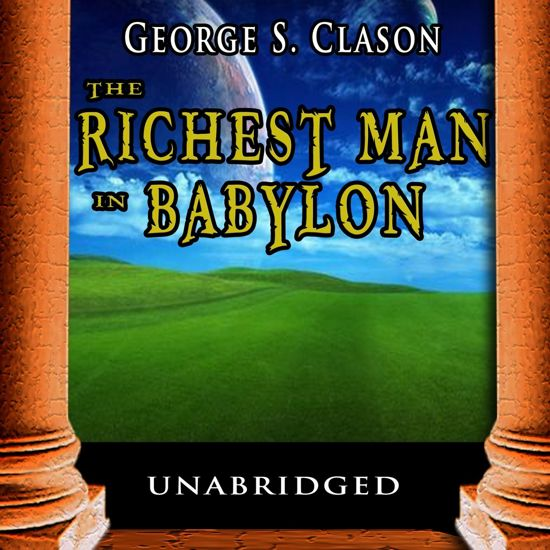 Boek cover Richest Man in Babylon, The van George S. Clason (Onbekend)