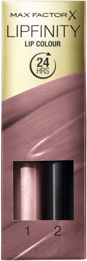 Max Factor Lipfinity Essential - 310 Violet - Lipgloss