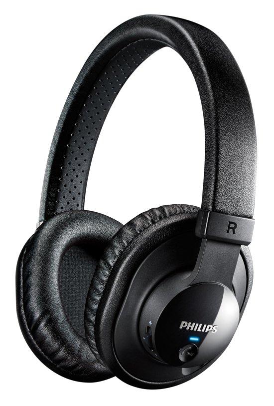 Philips SHB7150 - Draadloze over-ear koptelefoon - zwart