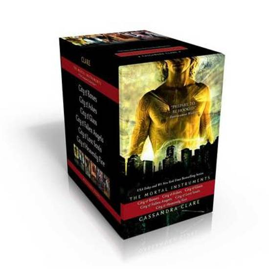 The Mortal Instuments 1-6 - The Complete Collection
