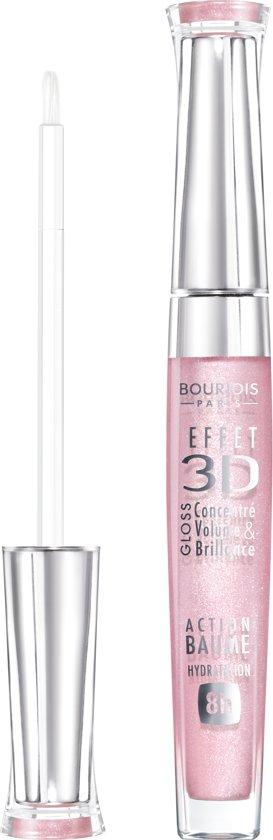 Bourjois Gloss Effect 3D - 29 Rose Charismatic - Lipgloss