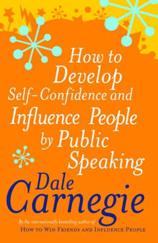 Boek cover How To Develop Self-Confidence van Dale Carnegie