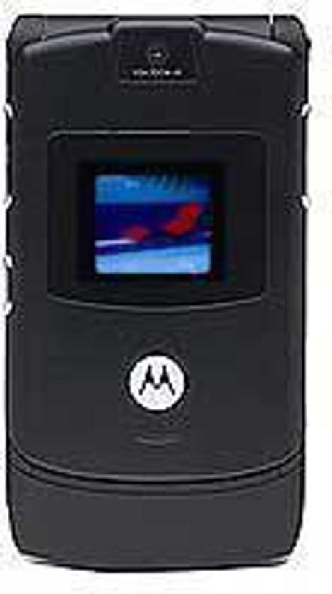 Motorola V3 RAZR - Zwart