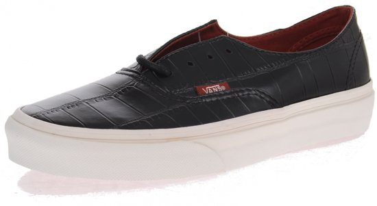 466aecb8abe bol.com   Vans Sneakers - Authentic Decon Dames Zwart Maat 36