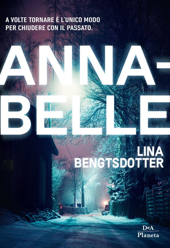 Boek cover Annabelle van Lina Bengtsdotter (Onbekend)