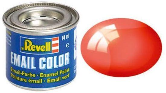 Revell verf voor modelbouw vernis rood kleurnummer 731