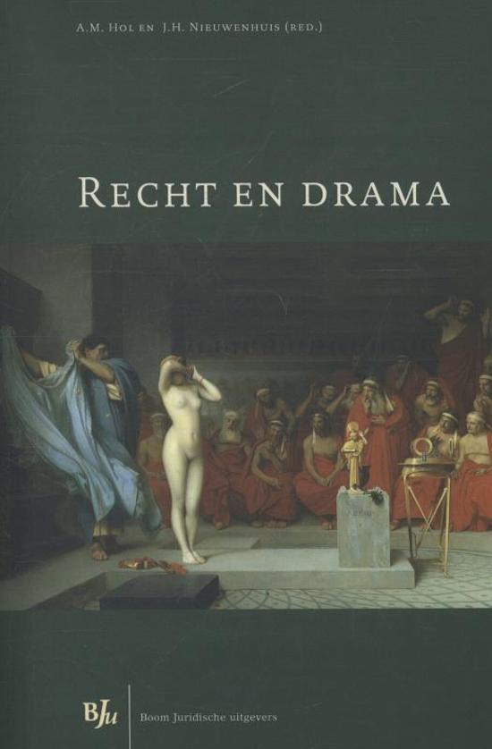 Afbeelding van Recht en drama