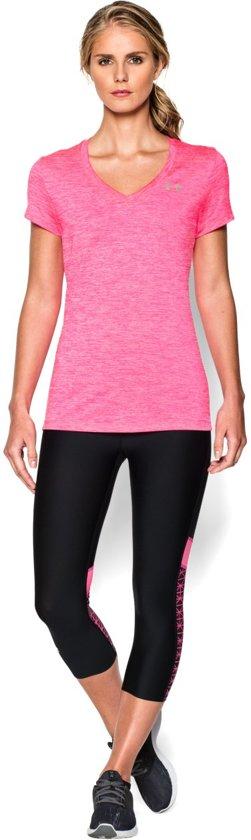 Sportshirt Armour Ssv DamesMojo Pink Maat twist Tech L Under vwOmyn0N8